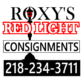Detroit Lakes Consignment Store: Roxy's Redlight Consignments